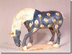 Tang Sancai Art – A Horse At Great Leisure!